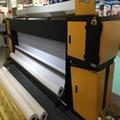 Human 3.2meter  Konica 512i Head Solvent Printer 4