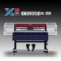 3頭熱轉印數碼印花機5113噴頭數碼打印機