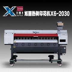 Dye Sublimation digital inkjet printer printing machine