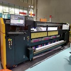 软膜天花UV打印机广告UV卷材写真打印机