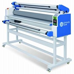 全自動覆膜機自動過膜機廣告寫真機卷材覆膜冷裱機