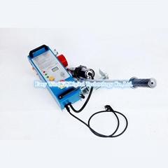 喷绘布拼接机PVC广告布灯布篷布拼接机无胶热拼机热风塑料焊接机
