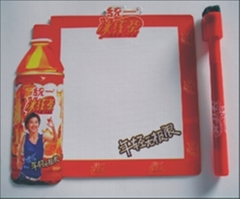 magnetic board&mark pen