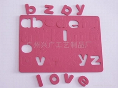 EVA字母拼图