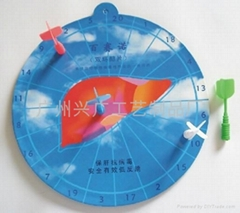 magnet dart board&darts
