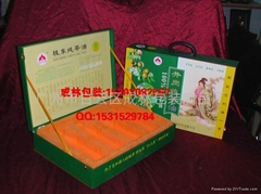 茶油包裝禮盒