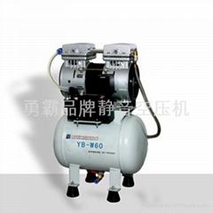 小型静音空压机