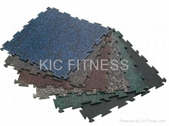 Excellent Rubber Flooring Mat (A14)