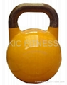 Competition Steel  Kettlebell (A26)
