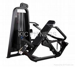 Precor Strength Machine Shoulder Press (D04)