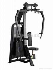 CE Certificated Precor Bodybuilding Equipment / Rear Delt & Pec Fly (D05)