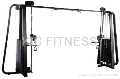 Precor Gym Fitness Equipment Cable Crossover (D08)