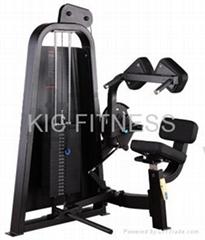 Precor Exercise Equipment Abdominal Isolator (D09)