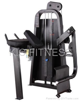 Hot Sales Precor Body Building Equipment Glute Isolator (D12)