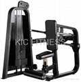 CE Approved Precor Gym Equipment Seated