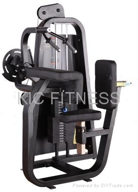 Precor Fitness Equipment Seated Tricep Flat (D14)