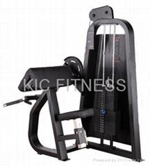Precor / Heavy Duty Fitness Equipment / Camber Curl (D15)