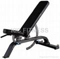 Precor Gym Equipment Super Bench (D23)