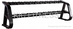 Precor Exercise Machine / Dumbell Rack (D31)