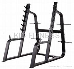 Precor Fitness Machine / Squat Rack (D32)