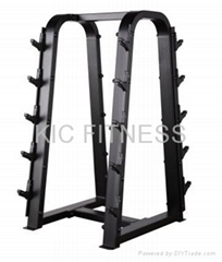 Precor / Professional Gym Equipment / Barbell Rack (D36)