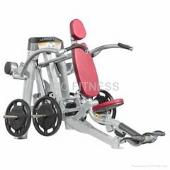 Hoist Plate Loaded Fitness Equipment Shoulder Press (R2-09)
