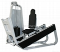 Precor Gym Equipment Leg Sled Vertical