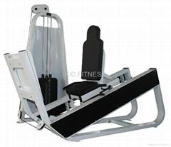 Precor Gym Equipment Leg Sled Vertical (D37-A)