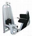 Precor Gym Equipment Angled Seated Calf