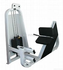 Precor Gym Equipment Angled Seated Calf (D39-A)