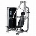 New design pin loaded fitness equipment(J-Line)