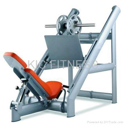 Plate Loaded Fitness Equipment Leg Press (L17)