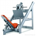 Plate Loaded Fitness Equipment Leg Press