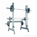 Free Weight Fitness Equipment Smith