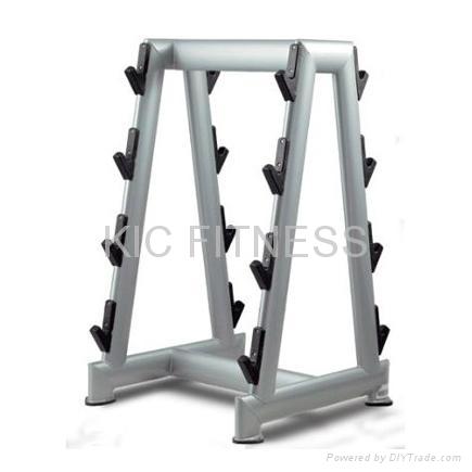 Gym80 Fitness Machine Barbell Rack (L32)