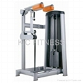 Selectorized Gym Equipment Standing Calf