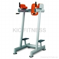 Pin Loaded Gym Fitness Equipment Kneel