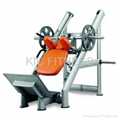 Plate Loaded Fitness Equipment Hack