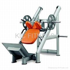 Plate Loaded Fitness Equipment Hack Squat (L51)