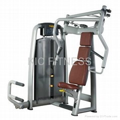CE Certificated Fitness Equipment Seated Chest Press (T01) (Hot Product - 1*)