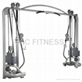 Fitness Equipment / Cable Crossover