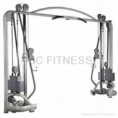Top Quality Fitness Equipment Cable Crossover (T06)