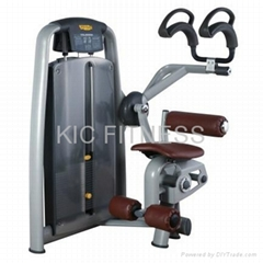Commercial Fitness Machine Total Abdominal (T12)