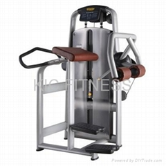 Pin Loaded Gym Equipment Standing Leg Extension (T21)