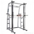 Plated Loaded Fitness Equipment Smith