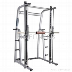 Plated Loaded Fitness Equipment Smith Machine (T25)