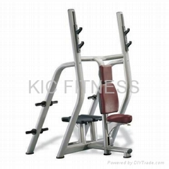 Plated Loaded Gym Equipm