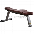 Free Weight Sports Equipment Flat Bench