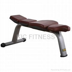Free Weight Sports Equipment Flat Bench (T31)