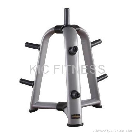 Free Weight Strength Equipment Disk Rack (T35 )